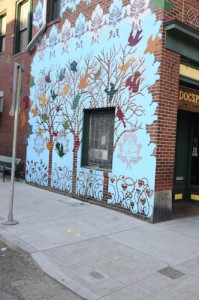 Flower Shop on Walnut Street